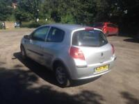 07/57 RENAULT CLIO 1.2 TOTTOM 16v 3 DR LIMITED EDITION