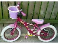 Kids Apollo Daisychain Bike. 14""