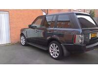 Range Rover Vogue 2009 facelift 3.0 TD6, 104,000 miles FSH
