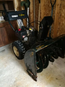 "30"" 10.5 HP Snowblower"