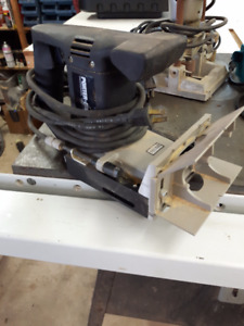 Porter Cable 555 Plate Jointer