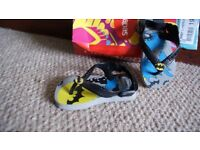 Rare Batman Haviana Kids Baby Size 6-12 months EU 19/20