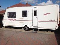 2006 Coachman Pastiche 520/4 Touring Caravan