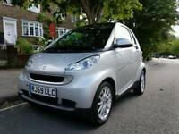 2009 smart fortwo 0.8 diesel automatic
