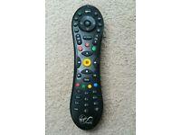 Virgin media remote control