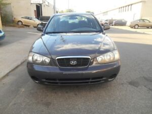 2002 Hyundai Elantra VE Sedan,78000KM,,2