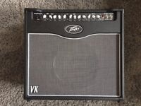 Peavey Valve King 20 mkII guitar combo amp with footswitches