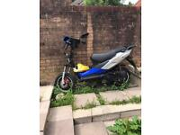 Pulse Lightspeed 2 50cc (spares and repairs)