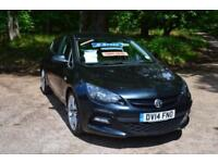 2014 VAUXHALL ASTRA 1.7 CDTi 16V Limited Edition 5dr ONLY 29,000 MILES