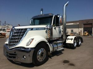 2011 International LoneStar 6x4, Used Day Cab Tractor