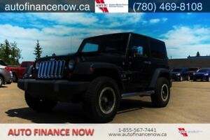 2007 Jeep Wrangler OWN ME FOR ONLY $79.56 BIWEEKLY!
