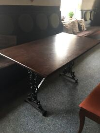 Heavy duty table for sale