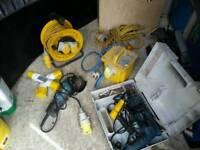 110v tool assortment