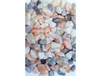 20 mm Flemingo garden and driveway chips/stones