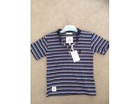 Jasper Conran Brand New Boys 2-3 T Shirt