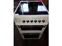 Flavel electric cooker 50cm fan oven