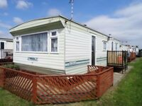 Static Willerby Caravan for sale. 28ft x 12ft double glazed.Epperstone near Cleethorpes