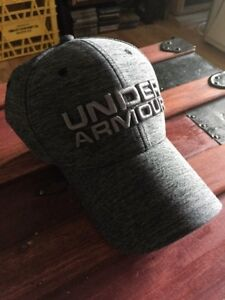 mens under armour fitted hat,lg/xlg