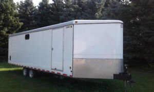 27ft electrified tailer