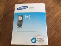 Samsung E1080i Tesco mobile