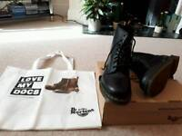 Doc Martens Boots (Male Size 9)