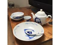 Chinese dinner service