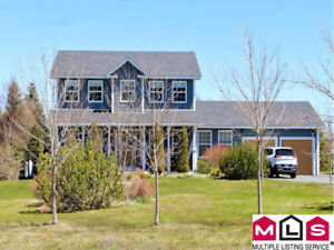 Stunning, Spacious Home on 1.25 Acres
