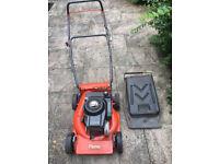 Flymo Petrol Lawnmower RL400