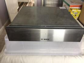 Bosch Warming Drawer