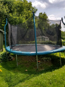 Looking to Trade 15ft Trampoline and 8ft Junior SUP board