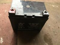 Electric Golf Trolley Battery