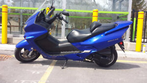 2006 HONDA REFLEX ABS