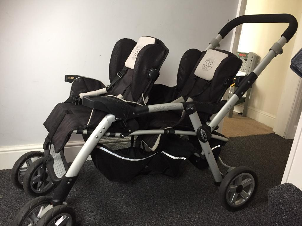 Double Pushchair Jane Quot Twin Two Quot In Middlesbrough