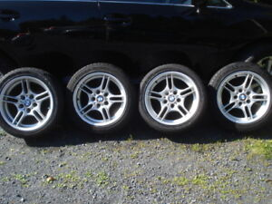 E-39 BMW M5 Replica Rims and Tires