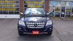 2009 Mercedes-Benz ML 350 Navi,Camera,AWD, Leather