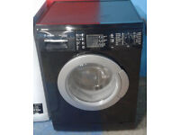 X610 black bosch 7kg 1200spin washing machine comes with warranty can be delivered or collected