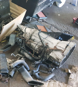 Nissan RE401A automatic Transmission