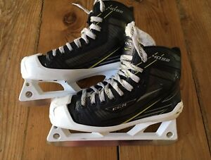 CCM Tacks 4092 patins gardien/goalie junior, taille/size 3