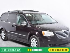 2010 Chrysler Town And Country Touring DVD Navigation