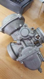 Suzuki S40 Carburetor