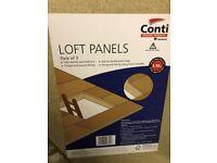 Chipboard Loft Boards