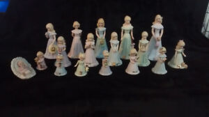 Growing Up Girls Figurine Collection