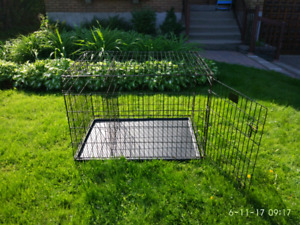 Cage for a big dog -$70