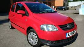 Immaculate 2009 VW Fox 1.2, FSH, only 75k, full MOT & 3 months warranty