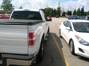 2009 ford F150 least take over