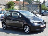 2007 Toyota Aygo 1.0 VVT-i Black 3dr