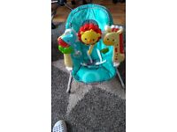 Fisher price baby bouncer 2in1