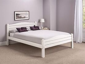"""""""SINGLE"""" BED AND MATTRESS 3 months old -PIC FOR REFERENCE ONLY"""