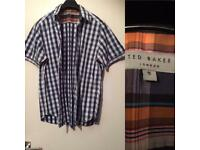 3 Ted baker shirts