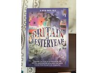 Britain of Yesteryear DVD set.